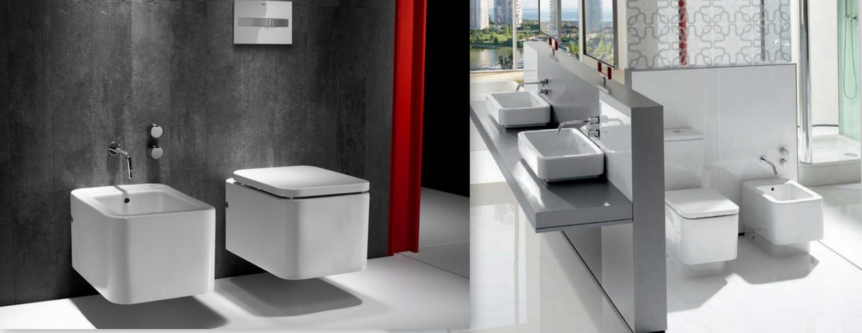 <p>Element - Roca</p><p>Sanita e Bidé Element (Roca)  Disponíveis com tampo soft close e em versão suspensa    </p>
