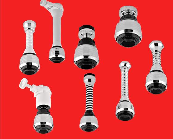 <p>G-FLEX</p><p>Adaptadores de torneira G-FLEX</p>