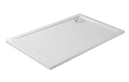 <p>Base Chuveiro Flat 04</p><p>Base chuveiro com 4 cm de espessura chapa acrílica sanitaria  Disponível em vários tamanhos  </p>